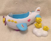 Care Bear Airplane And Stars Toys