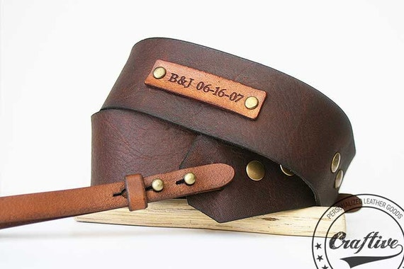 3rd Wedding Anniversary Gift For Husband: Leather Anniversary Third Anniversary 3rd Anniversary