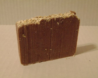 Handmade Oatmeal Almond Soap
