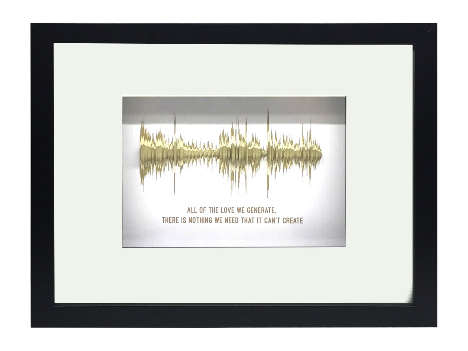 Wedding Present Box Elder Lyrics : Song lyrics 3D sound wave art Wedding song display Great