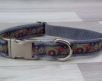 Designer Dog Collar - Saturn