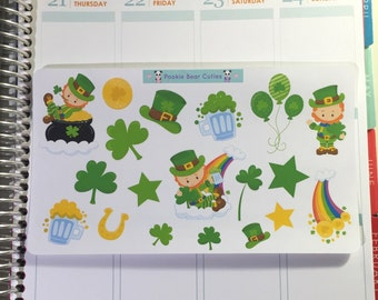 St. Patrick's Day Stickers!