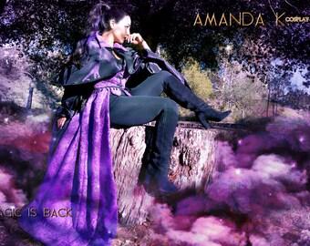 PRICE DROP!!! Regina Evil Queen Costume *FREE gift w/ Purchase*