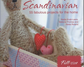 Sew Scandinavian 55 fabulous projects for the home