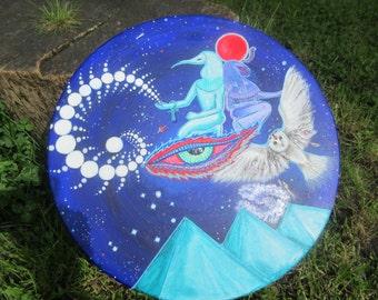 22 inch Vegan Shaman drum