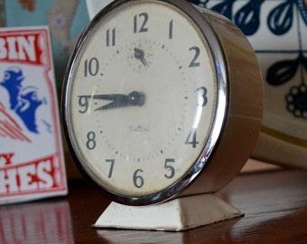 Vintage Timecal Alarm clock in working order
