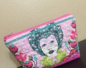 Tula Pink Pouch