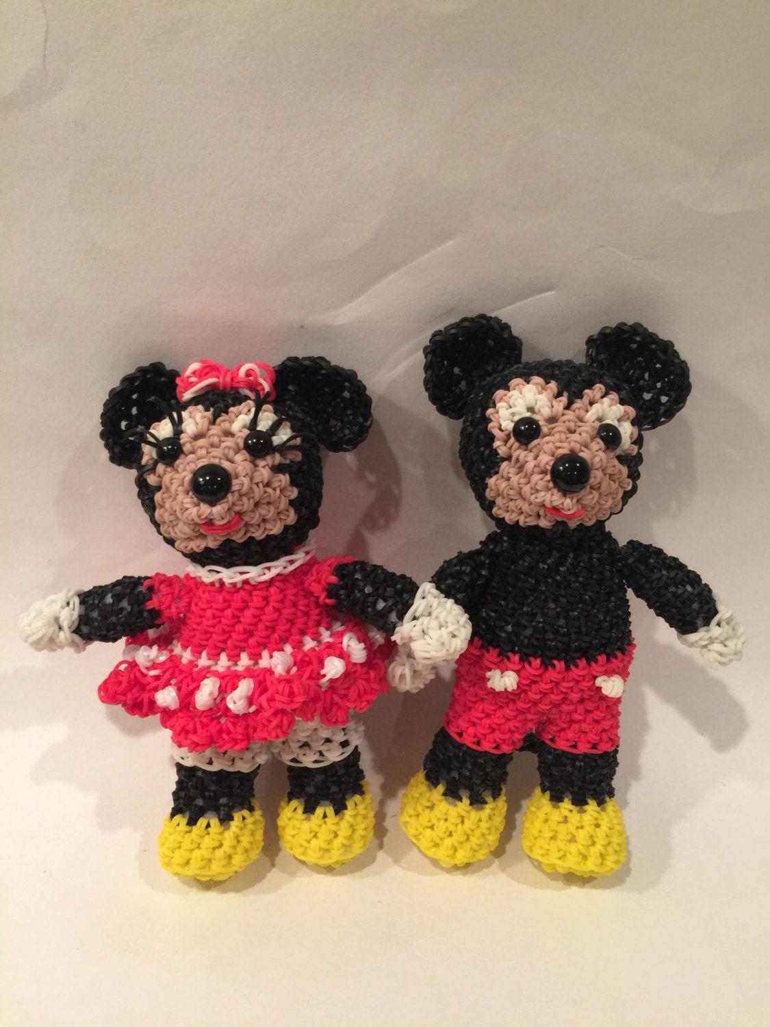 Disney S Mickey Amp Minnie Mouse Combo Play Pack Rubber Band