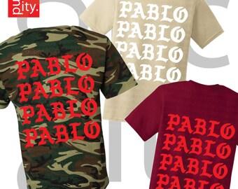 Pablo Camouflage Shirt
