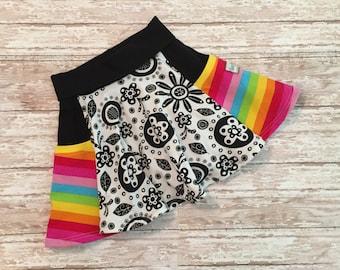 SALE 2T Pocket Full of Posies Skirt (Reg. Price 30)