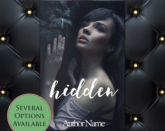 Hidden Pre-Made eBook Cover * Kindle * Ereader Cover