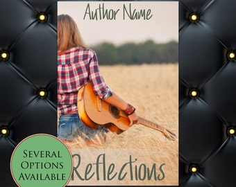 Reflections Pre-Made eBook Cover * Kindle * Ereader Cover