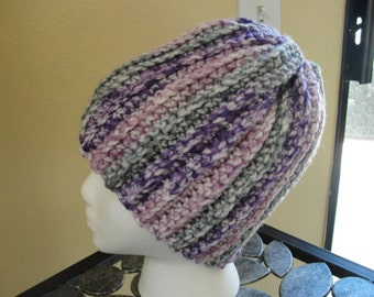 Adult chunky hat