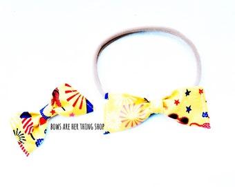 FIRECRACKER PICNIC bow