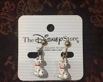 Vintage Disney 101 dalmatians Earring Converter for kids