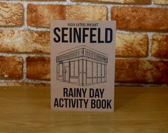 Seinfeld Rainy Day Colouring & Activity Book