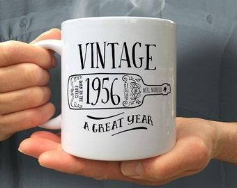 60th Birthday, 60th Birthday Gift, 60th Birthday Idea, Vintage, 1957, Happy Birthday, 60th Birthday Present for 60 year old!