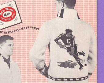 Vintage Hockey Sweater 120