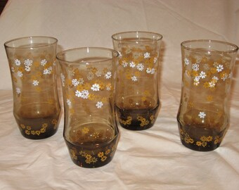 Daisy Design Amber Glasses
