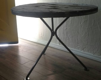 Spool Coffee Table Etsy