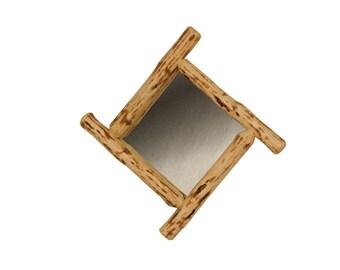 Diamond Shape Mirror Etsy