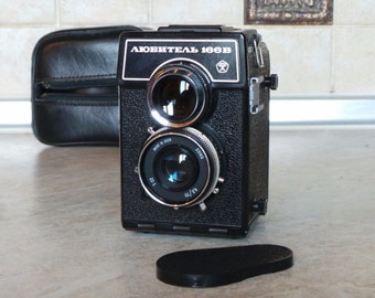 LUBITEL 166B 166V LOMO vintage Lomography Russian camera