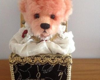 Teddy music box