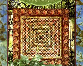Friendship Triangles by Edyta Sitar for Laundry Basket Quilts