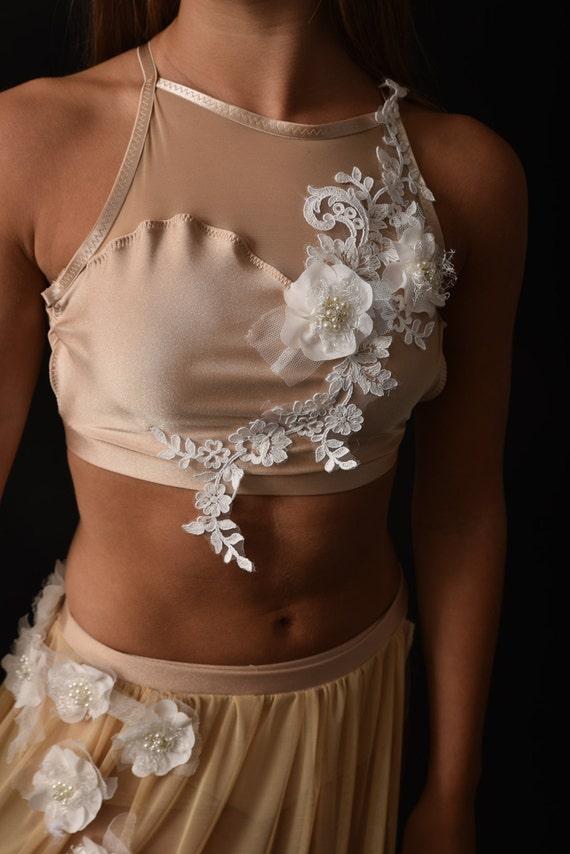 how to make a lyrical dance costume