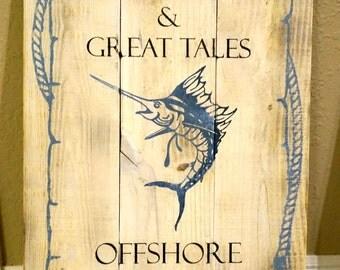 Big Sails & Great Tales
