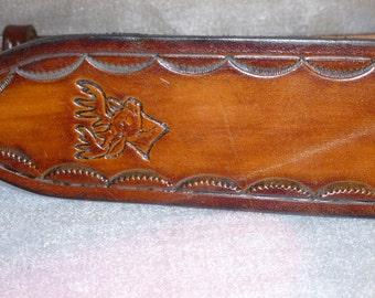 RIFLE SLING Cobra Style Custom Handmade Adjustable ( border)