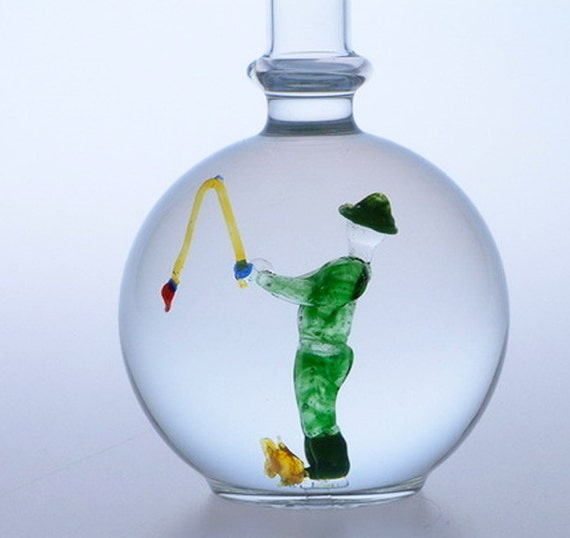 Fishing fishing gifts gifts for husband funny by czechglassart for Fishing gag gifts