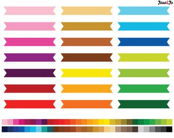 60 Rainbow Banner clipart,Ribbon Banner Clipart,Ribbon Clipart,Borders Clipart,Rainbow Banner Clipart,Invitation Clipart,Label frame Clipart
