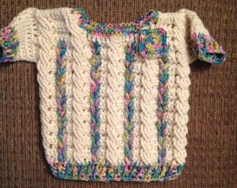 Crochet Baby Kimono Wrap Pattern : Items similar to PDF Crochet Pattern Crochet Kimono Wrap ...