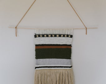 Woven Tapestry / Wall Hanging