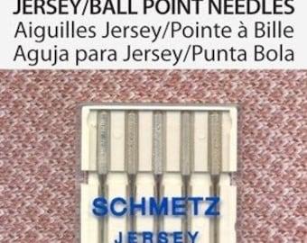 Schmetz 10/70 Ballpoint Needles 5 Pack