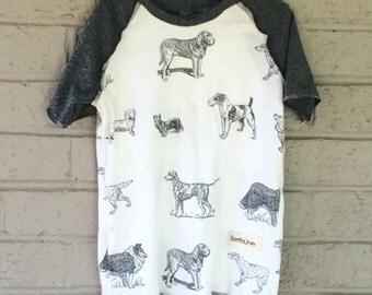 Brindle and Twig T-shirt