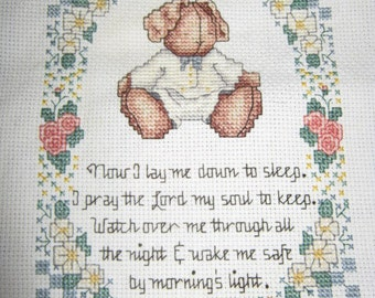 Bunny Night Time Prayer