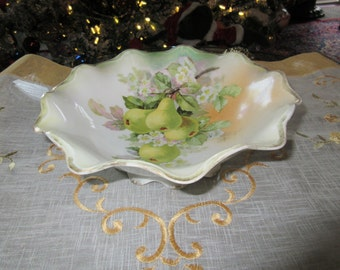 BAVARIA FRUIT BOWL with Pears