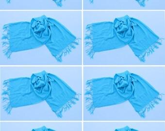 8 BABY Blue ,pashmina scarf,pashmina shawl,bridesmaid shawls,Pashmina Wedding,scarf, shawl, scarves 011