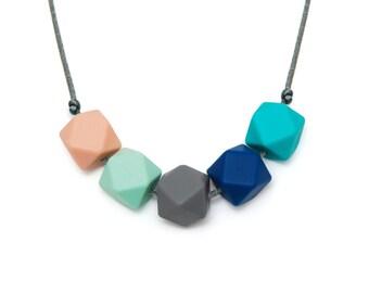 Silicone Teething Necklace - SOPHIA