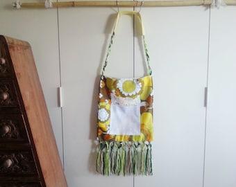 Bag - Tote Bag - Upcycled Bag - Purse