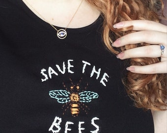Save the bees top