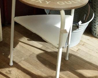 "industrial design for your home: danisch stool ""Epoxy Gulvak"""
