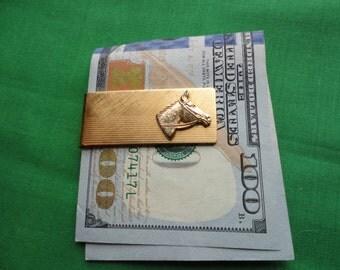 Anson Horse Money Clip