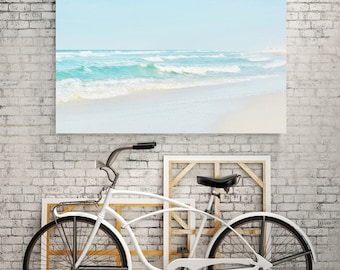Aqua Crush / Beach Photography / Beach Decor / Beach Print / Florida