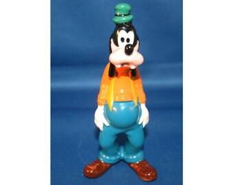 Vintage Disney Porcelain Goofy Figurine Made in Japan