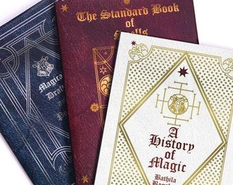 Book of spells in harry potter