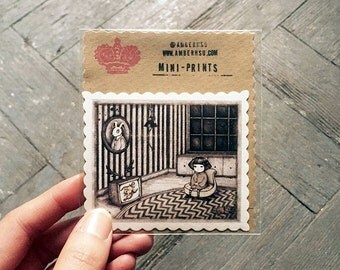 Miniprint: The Wandering Thread