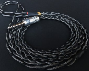 Custom Infinity Series Hifiman Replacement/Upgrade Cable